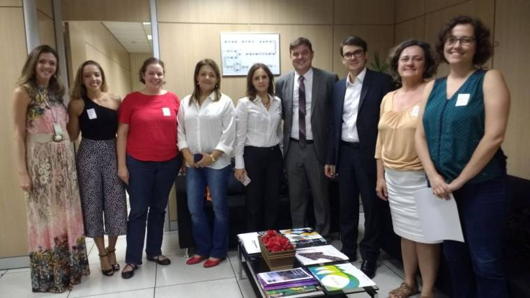 Aliança participa de reunião com Diretor de Regulação da Anvisa