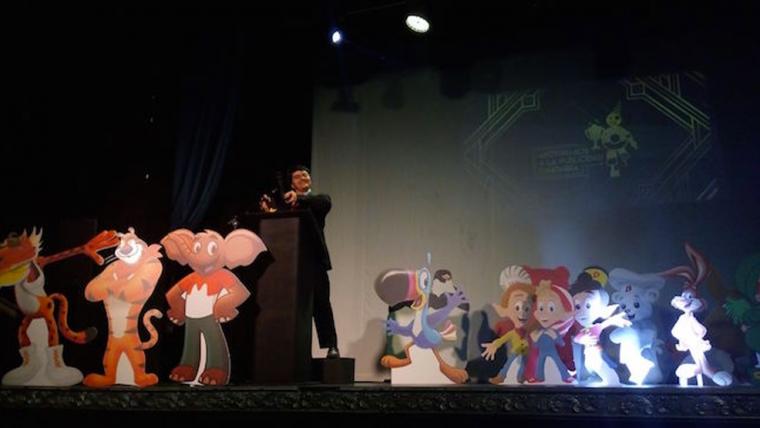 Mascotes da publicidade infantil recebem antiprêmio, no México