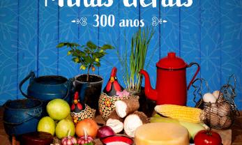 capa livro comida, memoria e afeto minas gerais 300 anos